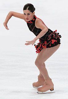 Sonia Lafuente es la mejor patinadora de España, y entrena en La Nevera.     Sonia Lafuente Martínez (7 de diciembre de 1991 en Las Palmas de Gran Canaria) es una deportista española que compite en patinaje artístico.    La Nevera - Pista de Hielo - Majadahonda