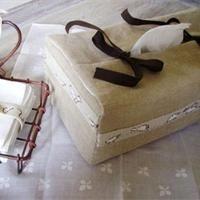 Housse de boîte à mouchoirs Patron couture gratuit