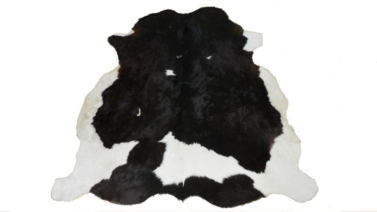 We do cow hides as well!