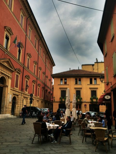 """Typical outdoor eatery - """"Beautiful Bologna – Part II in Photos"""" by @SuuperG"""