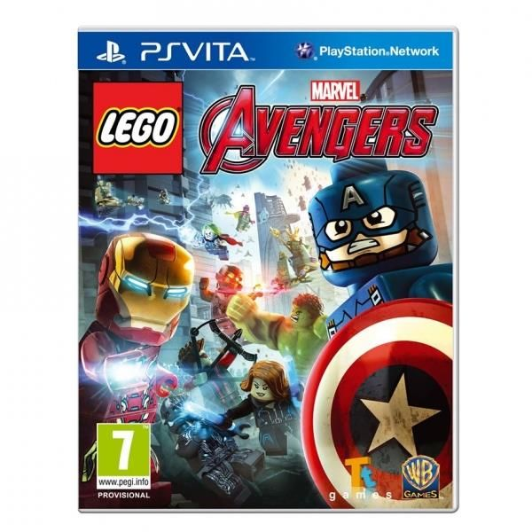 Lego Marvel Avengers PS Vita Game | http://gamesactions.com shares #new #latest #videogames #games for #pc #psp #ps3 #wii #xbox #nintendo #3ds