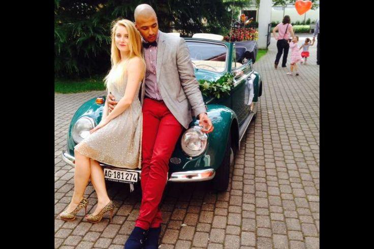 On a wedding