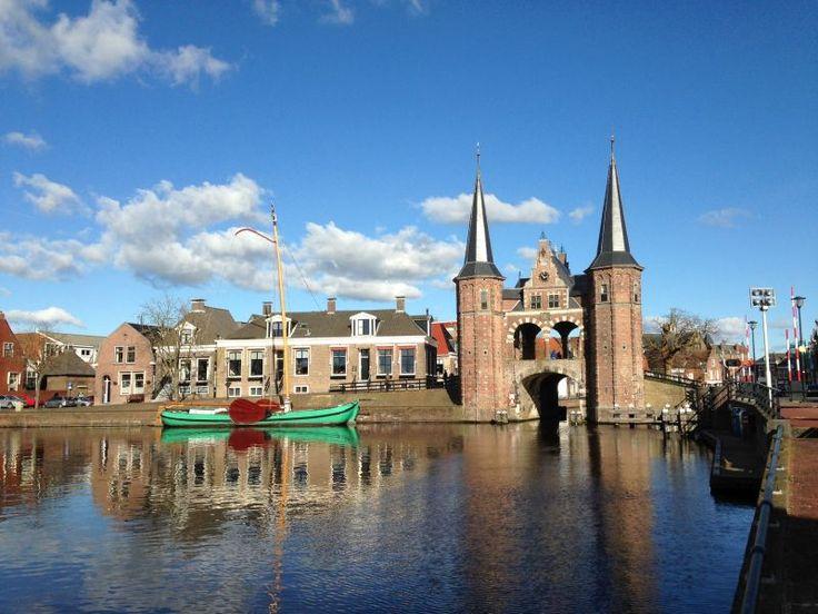 Sneekerpoort #Sneek #Friesland | Netherlands