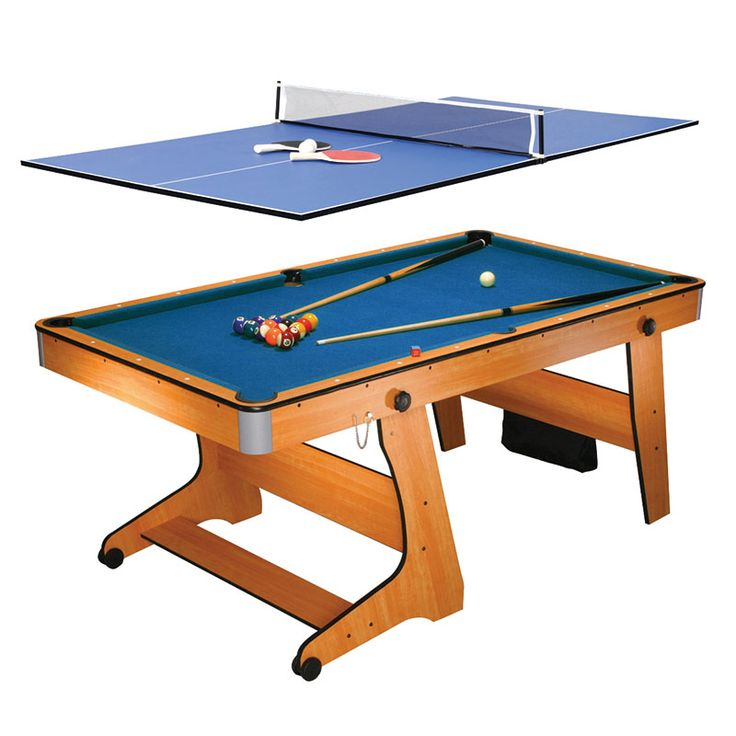sportcraft pool table ping pong combo folding tables amazon full size