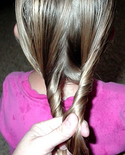 Little girls hair girl hairstyle