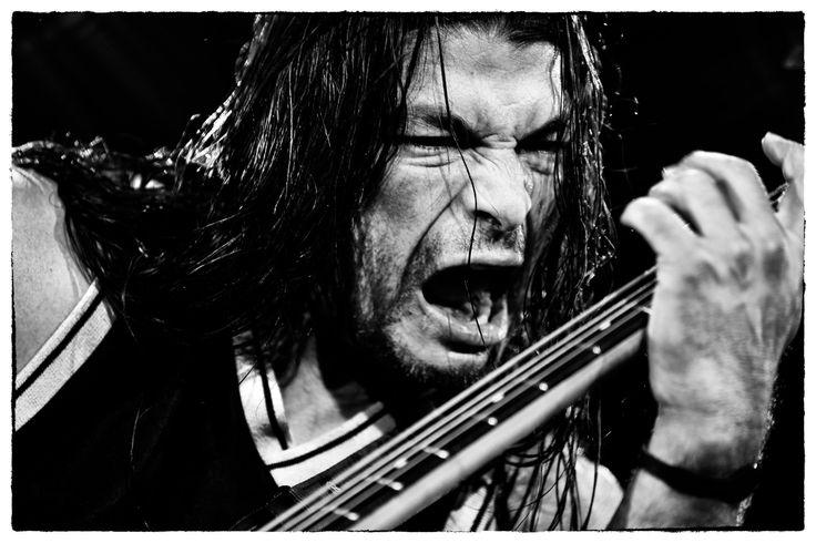 Robert Trujillo - Copyright © 2011 James Guiney