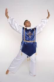 Resultado de imagen para uniformes de danza cristiana