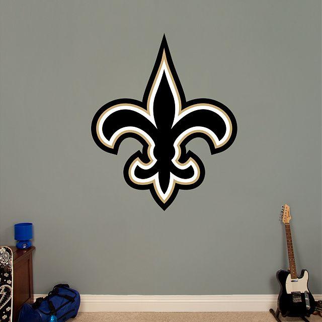 Superb New Orleans Saints Logo