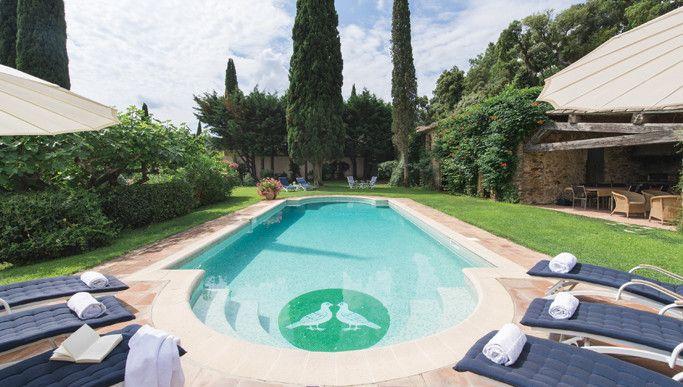 Villa Jardin de Grimaud, Bay of St. Tropez | s t t r o p e z ...