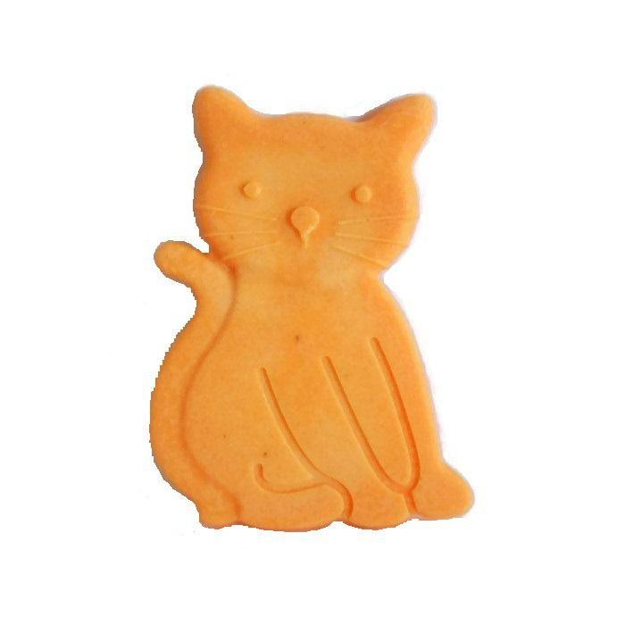 Cire Parfumée Chocolat Orange Grand Chat Cire Végétale naturelle Parfum d' Ambiance : Accessoires de maison par bougies-naturelles-parfumees-fleur-artifice