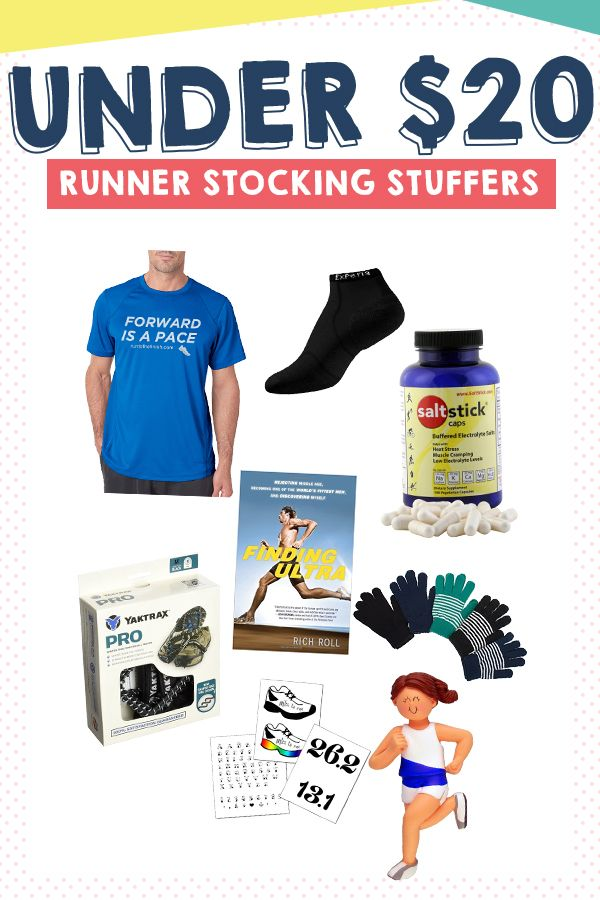 12 Stocking Stuffers For Runners Under 20