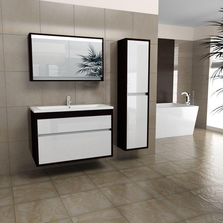 Коллекция мебели для ванной комнаты КЛАССИК - одно из лучших классических решений: белый цвет, строгие линии, множество ящичков, секций, отдельных функциональных ниш… ☝Наша коллекция является совокупностью всего уютного, полезного и элегантного, что только может быть в мебели. #плитка #новинка #мрамор #камень #сантехникатут #ванная  Больше выбора по ссылочке: http://santehnika-tut.ru/mebel-dlya-vannoj/