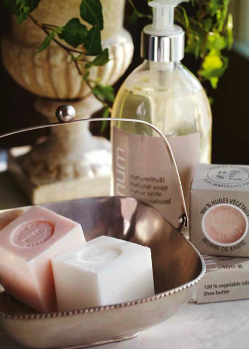 Complementos baño de Linum | Bathroom accessories by Linum