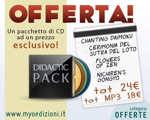 Offerte - Didactic Pack #daimoku #zen #gongyo http://myoedizioni.altervista.org/index.php?page=shop.product_details=garden_flypage.tpl_id=111_id=22=com_virtuemart=112=it