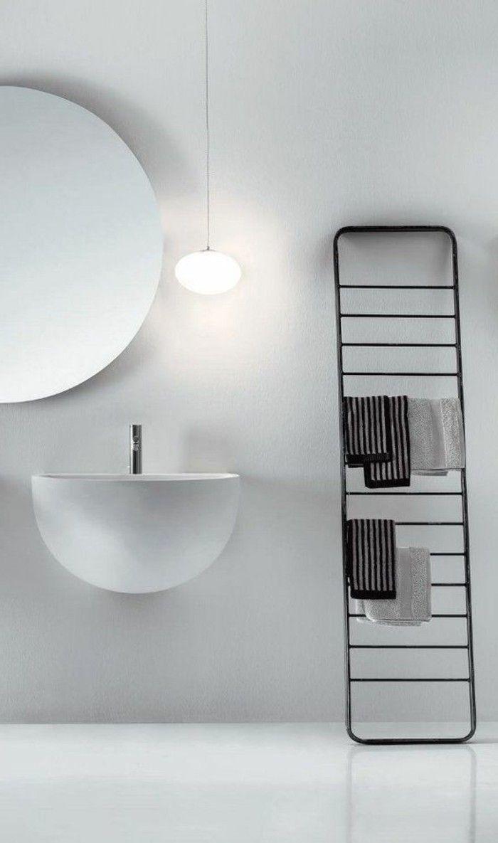 1000 idées sur le thème porte serviette pour salle de bain sur ...