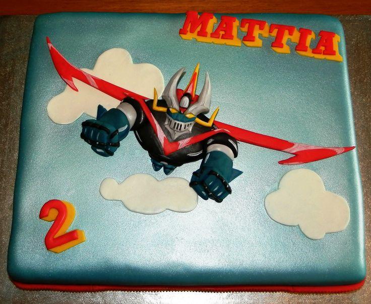 Mazinga Cake