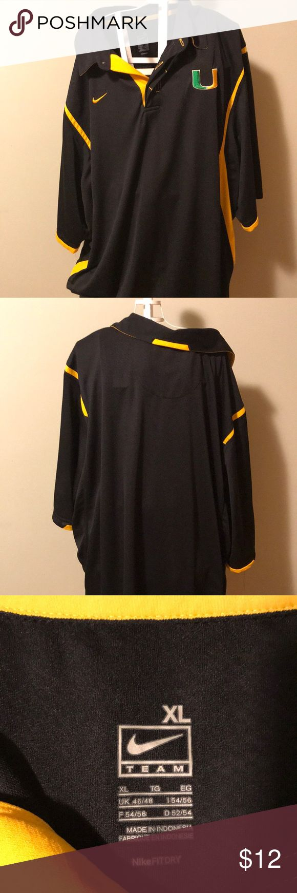 Nike fit dry polo Great condition Nike Polo size XL Nike Shirts Polos