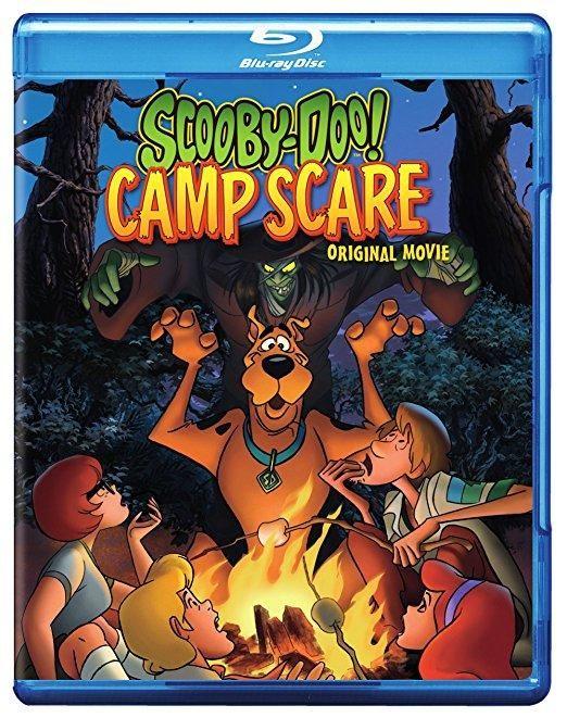 Frank Welker & Mindy Cohn & Ethan Spaulding-Scooby-Doo! Camp Scare