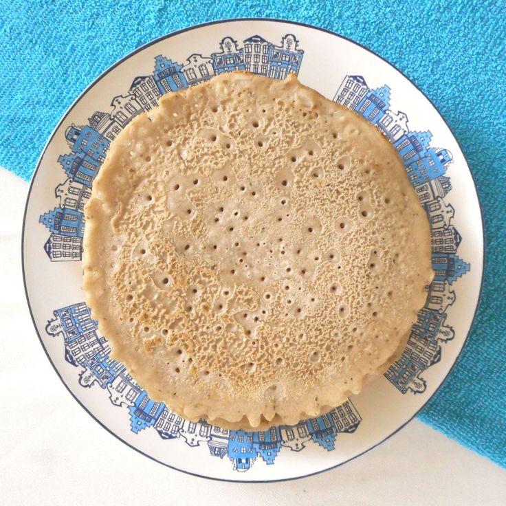 Boekweit wraps (glutenvrij) / buckwheat wraps (glutenfree) - Het keukentje van Syts