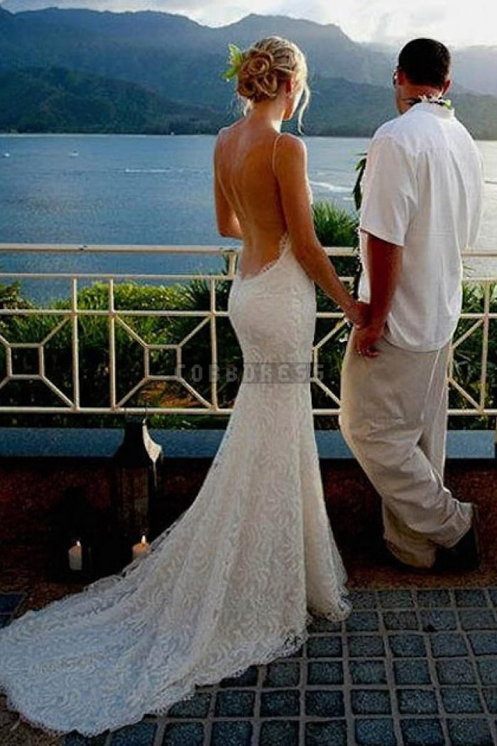 The 522 best Lace Wedding Dresses images on Pinterest