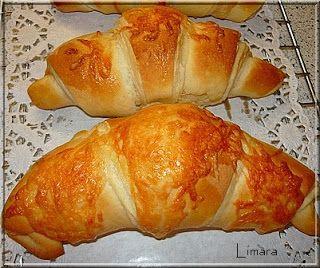 Limara péksége: Croissant sodort tésztából