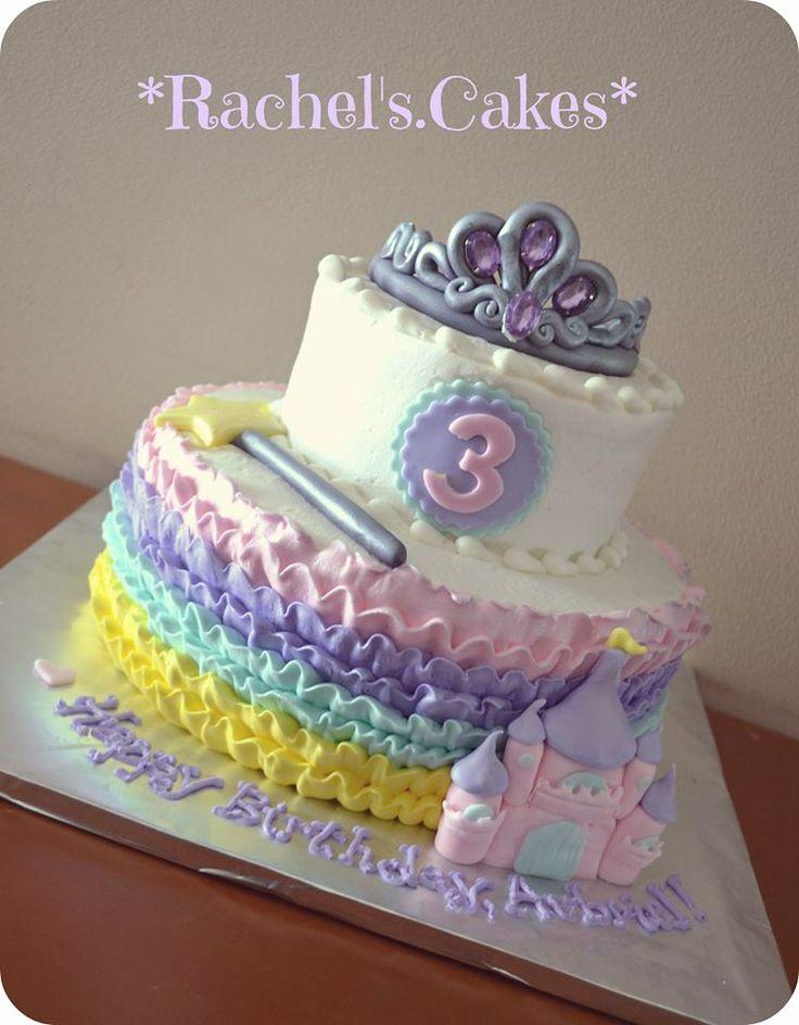 Princess cake  https://www.facebook.com/the.rachels.cakes