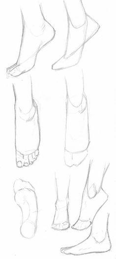 Corta colección de tutoriales de pie