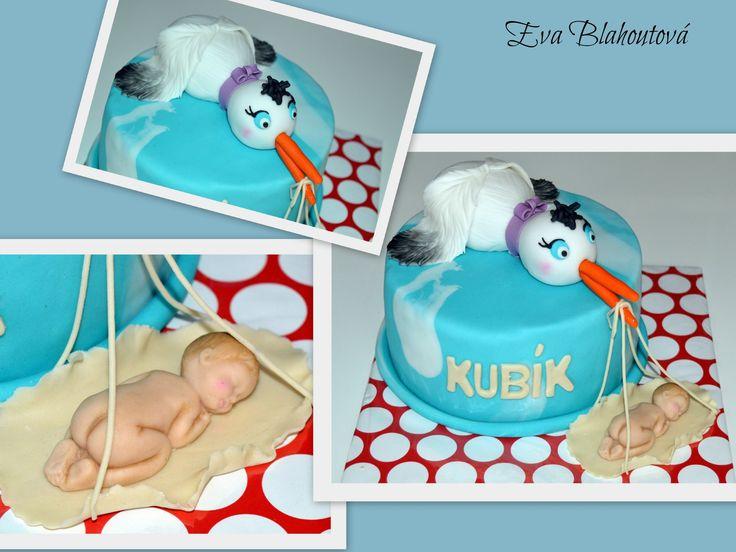 the birth of a baby boy - narození chlapečka