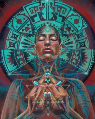 Психическая медитация: новый инструмент для активации сверхспособностей!