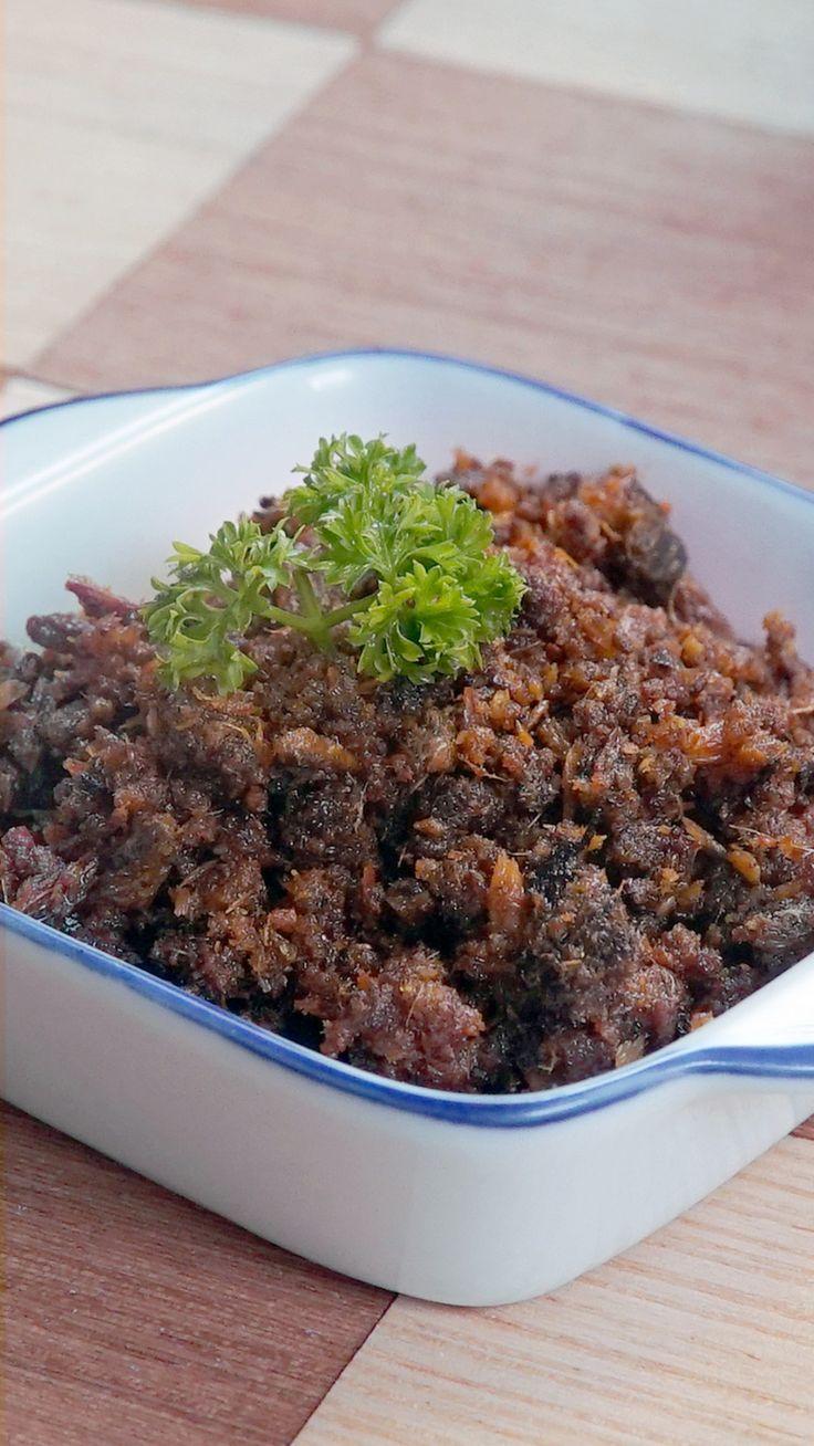 Sambal roa adalah salah satu sambal khas dari kota Manado, Indonesia. Memiliki…