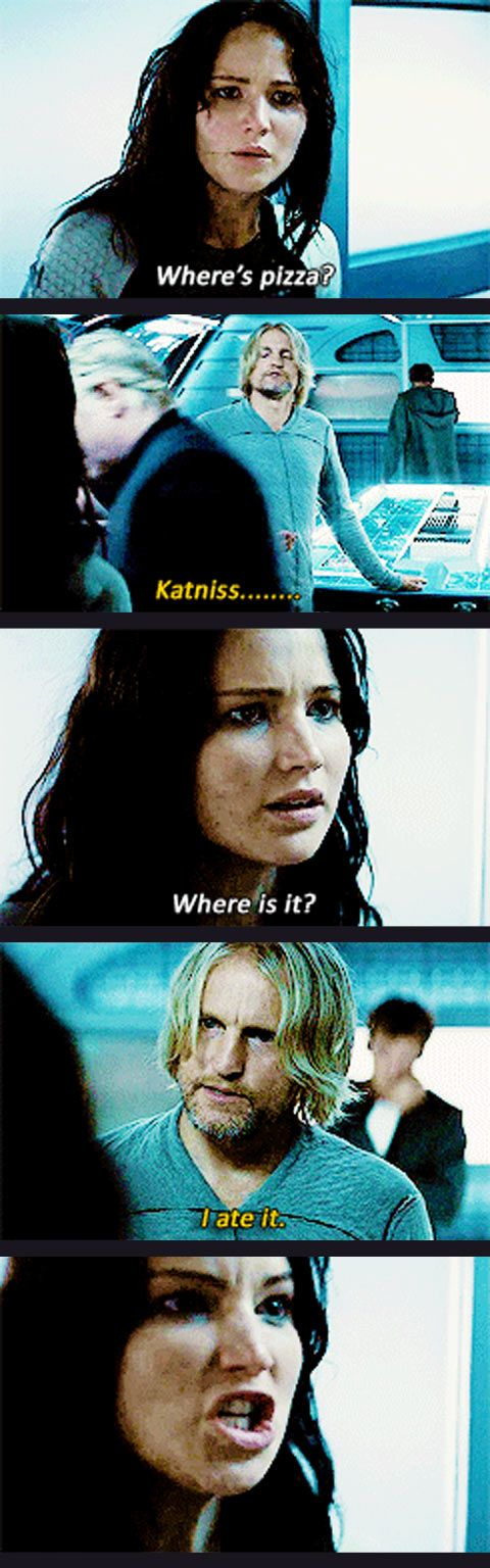 Real Hunger Games // funny pictures - funny photos - funny images - funny pics…