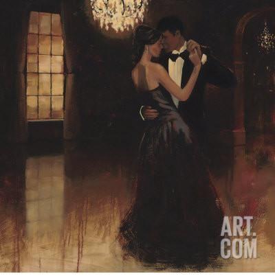Studio Waltz Art Print by Myles Sullivan at Art.com