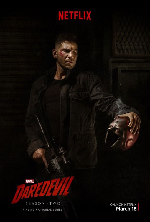 Jon Bernthal in Daredevil (2015) - Click to expand
