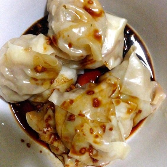 Quick, easy, healthy, and delicious. Steamed pork dumplings in your Thermomix.