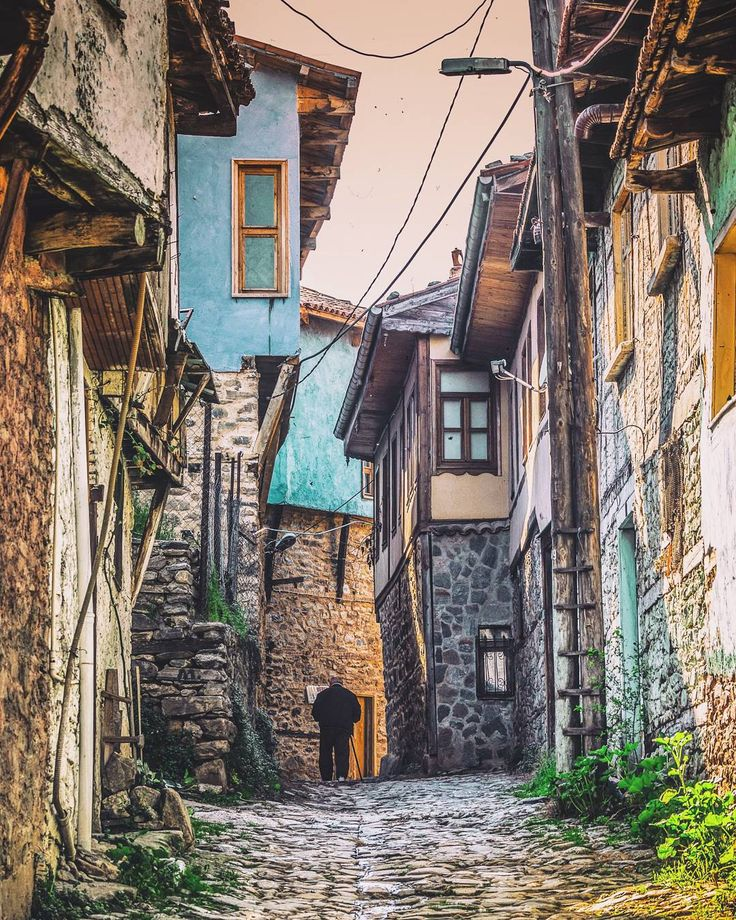 Cumalikizik village - Bursa ,Turkey....bytolgy75 #cumalikizik #bursa #turkey