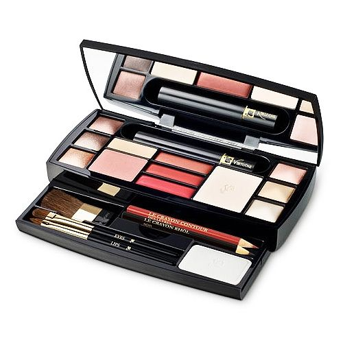 mini compact make up | Lancome Absolu Voyage Complete Make Up Palette 1box Makeup Gifts New ...