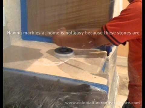 Marble Floor Restoration  Contact us:  Ft. Lauderdale (954) 566-4555 Miami (305)