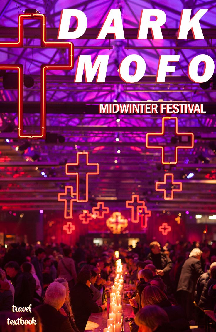 Australia's fifth annual Dark Mofo winter festival is about to kick off in Tasmania's capital city of Hobart. Check out this article on why this hedonistic celebration should not be missed! Travel Textbook covers information on the events, travel in Tasmania, and photography.