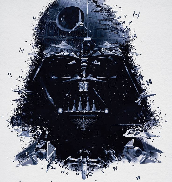 Incredible star wars identities exhibit poster art