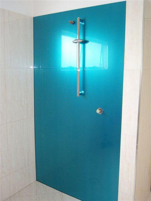 acrylic shower surround