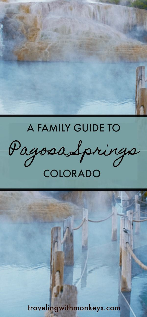 The hot springs at Pagosa Springs, Colorado are breathtaking in the winter. Soaking up the earth's natural minerals while watching clouds of steam battle against sharp, snowflake-filled air is more than enough to make you forget about the grind of everyday life. Today's guide will carry your family to a rural area of Colorado, where you can experience an icy and rustic fairy-tale winter, but still have a cozy bed and spa robes to go home to...