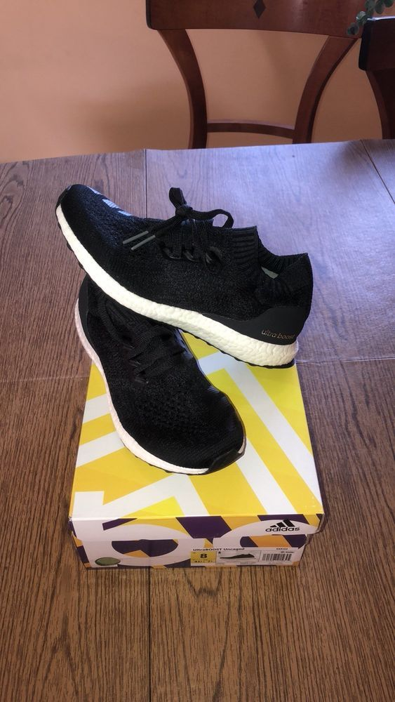 230032c224cb6 Adidas Ultra Boost Uncaged Black Size 8 Running Shoes  fashion  clothing   shoes  accessories  mensshoes  athleticshoes (ebay link)