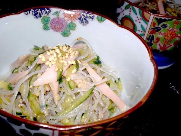 マル秘!「春雨」七変化レシピ10選☆人気の春雨が簡単にさらに美味しく! #料理好きな人と繋がりたい #日本自炊協会 #Twitter家庭料理部