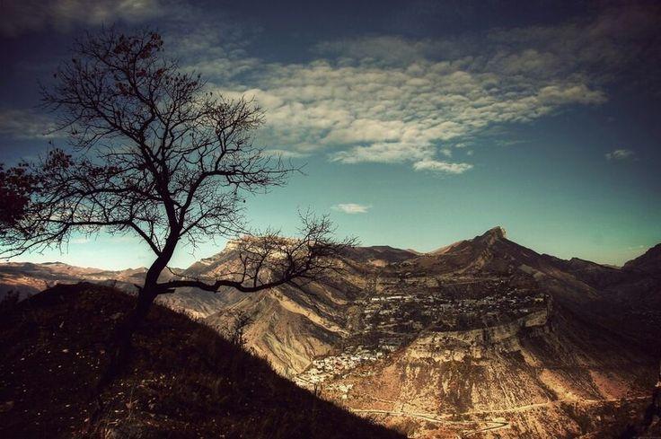 Dagestan mountains