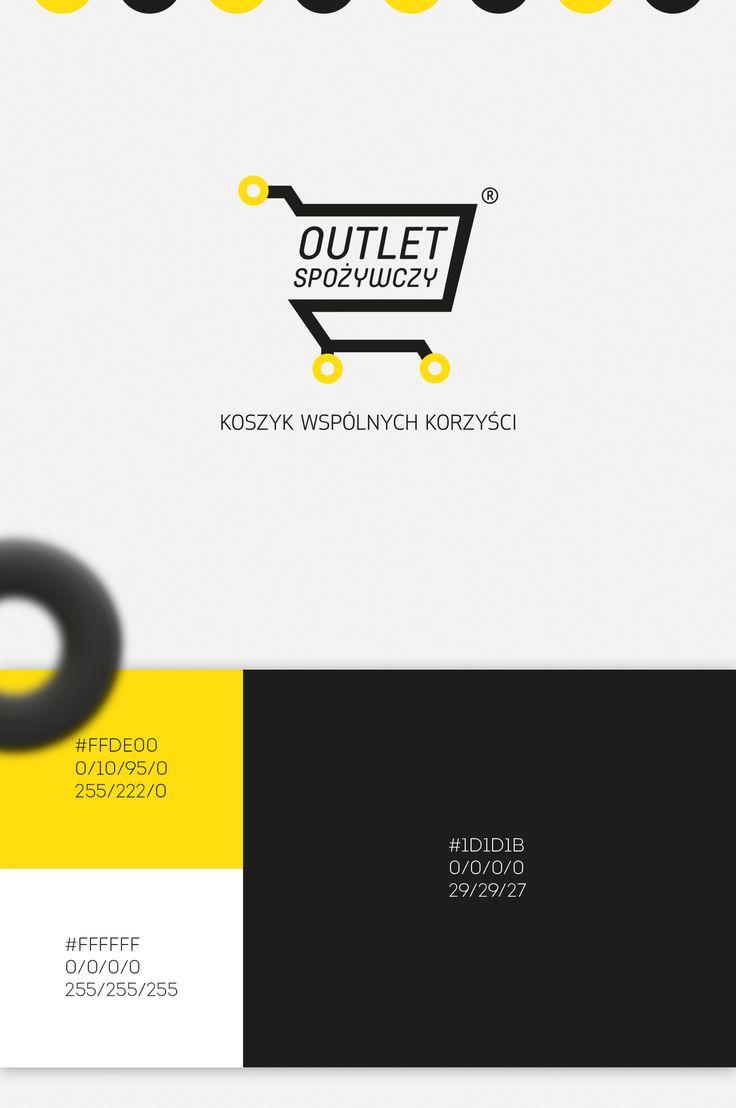 Outlet Spożywczy /// #branding #identity #corporateidentity