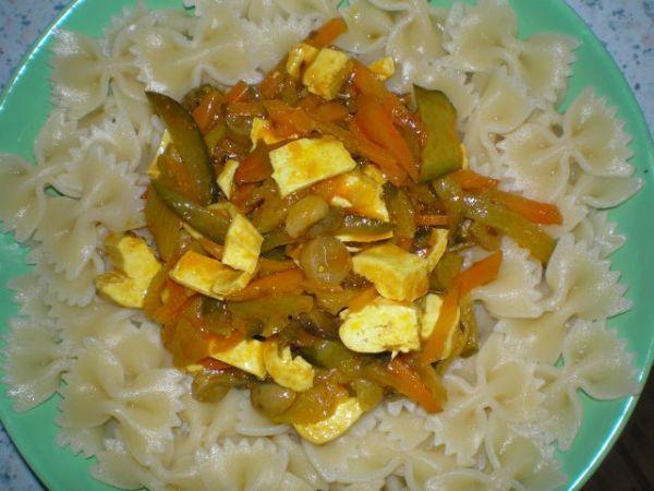 Šmakoun se zeleninou