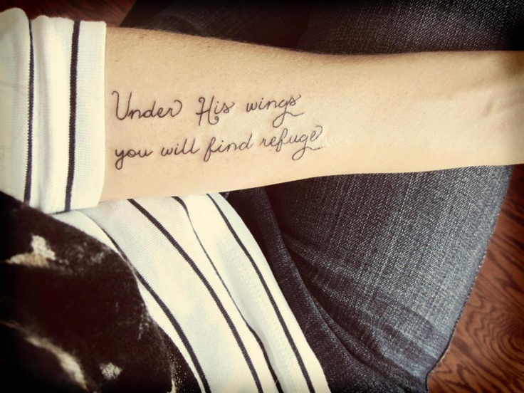 Psalm 91 Tattoo Designs For Men: 1000+ Images About Tattoo Ideas!! On Pinterest