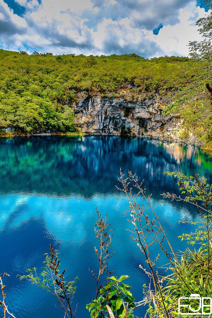 https://flic.kr/p/yBh1xC | Cenote Candelaria Huehuetenango Guatemala
