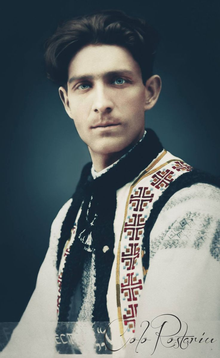 A photo of the mysterious and charismatic leader of the Romanian Iron Guard, Corneliu Zelea Codreanu. Codreanu had a character about him that was unlike any other Fascist politician in history. His very presence instilled a sense of divinity among those around him. His ideals and spiritual message conjured a perception by the Romanian people as one of a divine prophet, sent by God to save Romania. Following his death, many demanded he be canonized as a saint for his act as a martyr for the…