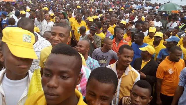 [EVENT] AS AKWA IBOM YOUTHS MARCH IN SOLIDARITY FOR UDOM   Aniekeme Finbarr On Thursday 3rd November 2016 youths of Akwa Ibom State from all works of life will spare a few minutes of man hour to take a walk of solidarity in Uyo the Akwa Ibom State capital to appreciate the efforts of its leader and Governor in taking Akwa Ibom state to a greater height. The youths drawn from all the Local Government Areas and from different youth socio-political structures will storm the streets of Uyo to…